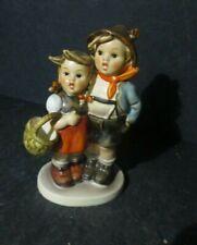 Hummel Goebel Porcelain Figurine Surprise 94 3/0 Tmk 3 Made in Germany M65 Qq