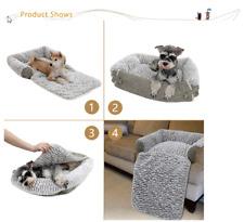 4 Ways To Use Pet Dog Bed Cushion Soft Velvet Dog Puppy Beds