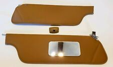 1975 CADILLAC COUPE DEVILLE SUNVISOR SET NICE 1971-1976 CADILLAC,BUICK,CHEVY OEM