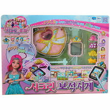 Secret JouJu SECRET Jewelry Watch Touch Pen / Korean TV animation Girl Toy juju