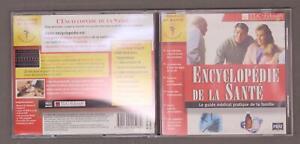 Encyclopedie De La Sante (Health Encyclopedia) (1998,French,CD-ROM)