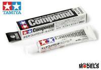 Tamiya Polishing COMPOUND FINISH - Pasta per Lucidatura Finale 87070 Tamiya 22ml