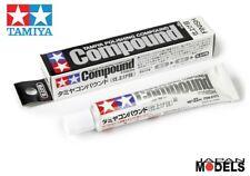 Tamiya Polishing COMPOUND FINISH - Pasta per Lucidatura Finale 87070 Tamiya 22ml