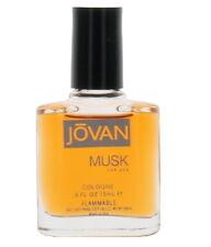Musk by Jovan for Men Mini Cologne Splash 0.5 oz.-Unboxed NEW