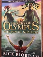 Heroes Of Olympus - Son Of Neptune By Percy Jackson Author Rick Riordan Pb  Book
