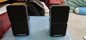 Cambridge Audio Minx 22 Speakers. Excellent Condition. Almost like brand new