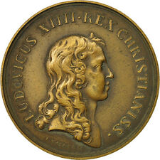 [#550442] France, Medal, Ludovicus XIIII , Rex Christianiss, 1649, Mauger