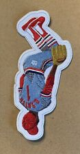 RARE Ozzie Smith St. Louis Cardinals Backflip 5in Iron  Sew On Embroidered Patch