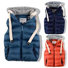 Atmungsaktive Jungen-Jacken, - Mäntel & -Schneeanzüge-Westen aus Polyester