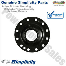 Simplicity Arbor Bottom Housing Lube Fitting Assembly for Lawn Mowers 1703273ASM