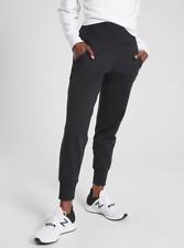 ATHLETA Venice Jogger M TALL MT Black Workout Yoga Pant