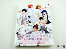 Uta no Prince Sama 5th Anniversary Book Japanese Artbook Art Japan US Seller