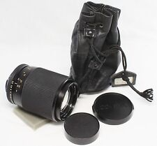Contax Carl Zeiss Vario-Sonnar T* 40-80mm F3.5 Lens Made In West Germany