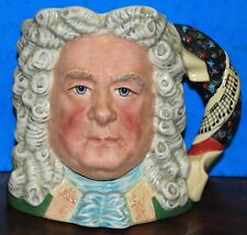 LARGE ROYAL DOULTON CHARACTER JUG HANDLE D7080 *** EXCELLENT CONDITION ***