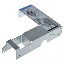 """2pcs 2.5"""" to 3.5"""" Adapter Bracket for Dell POWEREDGE T430 R710 Caddy Tray UK TM"""