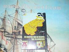 NP 16 Haeck:Munten van de graven van Vlaanderen Vol 1 964-1300 Numismatic pocket