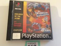 Sony Playstation 1 Ps1 X Men Children Of The Atom