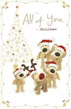 Boofle To All Of You Christmas Greeting Card Cute Xmas Cards