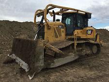 2011 Caterpillar D7E LGP Crawler Dozer Crawler Dozers