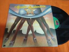DISCO LP 33 GIRI THE BRIDE OF FUNKENSTEIN NEVER BUY TEXAS FROM A COWBOY VG+/VG