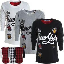 Langarm Jungen-T-Shirts, - Polos & -Hemden mit Logo