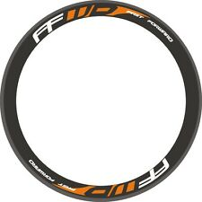 Fast Forward Rim Wheel Decal Stickers Deep Rim Carbon Bike Stickers Kit For 700C