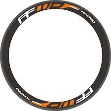 Fast Forward Rim Wheel Decal Stickers Deep Rim Carbon Bike Stickers Kit For 700C