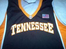 Tennessee Volunteers Game Issued Basketball Jersey Black Alternate NCAA SEC