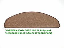 15 Stk Stufenmatten Vorwerk Varia 707E 65x23,5x3,5 VeloursMeliert strapazierwert