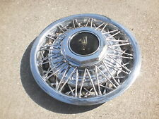 1978-1982 Lincoln Towncar, Mark Series Factory Wheel Cover Hubcap OE #774
