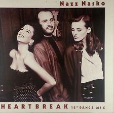 Nazz Nasko Heartbreak 12 Zoll Maxi RAR k261 washed - cleaned