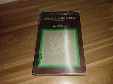 CHIMICA ORGANICA - AUTORI VARI - ZANICHELLI 1981- (167 BIS)