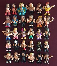 Funko Mystery Mini - WWE Series 1 & 2 - Complete Set of 30 w/Exclusives - VHTF!