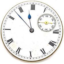 Antique Waltham 1908 Size 16 7 Jewels Pocket Watch Movement