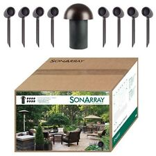 SONARRAY SR1 Sonance Outdoor Speaker System with 8 Speakers and 1 Subwoofer NEW