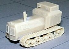 MGM 080-294 1/72 Resin WWII Russian Full Track Armored Tractor