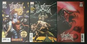 Venom Annual #1 Acts of Evil + Venom Annual #1 A+B 2018 + 2019 Donny Cates (d2)