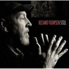 Richard Thompson Still CD 2 Disc Set Comprising of 12 Track Album Plus 5 Trac