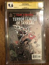 Tom Strong #9 SS CGC 9.6 Chris Sprouse and Al Gordon