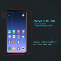 For Xiaomi Redmi Note 7 Nillkin H+PRO 2.5D Tempered Glass Phone Screen Protector