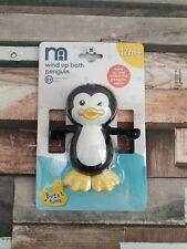 Baby Mothercare Wind Up Penguin bath toy