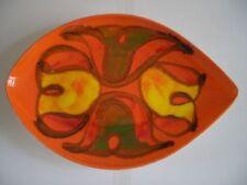 Green Ceramic 1960-1979 Date Range Poole Pottery