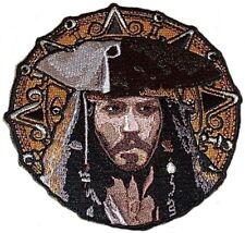 Disney's Pirates of the Caribbean Jack & Coin PATCH