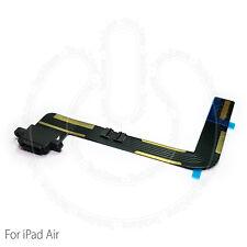 For iPad Air iPad 5 Gen A1474 A1475 Charging Port Charger Flex Connector BLACK