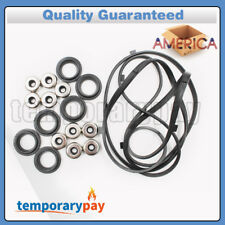 Valve Cover Gasket Set Kit For Acura MDX 03-09 #12030-RCA-A01