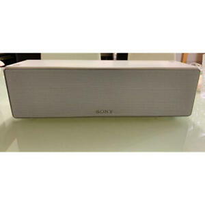 SONY SRS-ZR7 W White Wireless Speaker Bluetooth Wi-Fi SRS ZR7