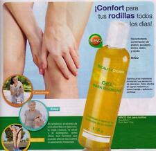 GEL KNEE PAIN RELIEF ARNICA-EUCALYPTUS-JUNIPER-FIR-CYPRESS-GEL PARA RODILLAS