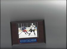 RYAN CALLAHAN PLAQUE NEW YORK RANGERS NY HOCKEY NHL