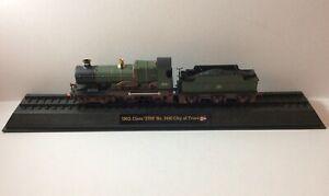 "GWR Class ""3700"" 4-4-0 No. 3440 City Of Truro Static Display Locomotive Model"