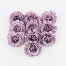 10pcs Artificial Silk Fake Peony Flowers Floral Heads Wedding Bouquet Home Decor